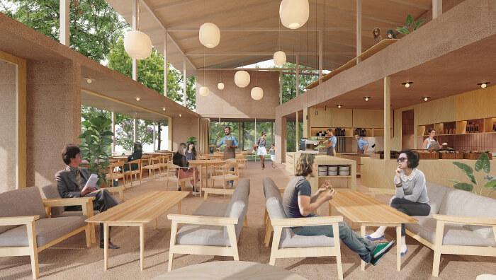 sp10 post covid restaurant supar architecture studio