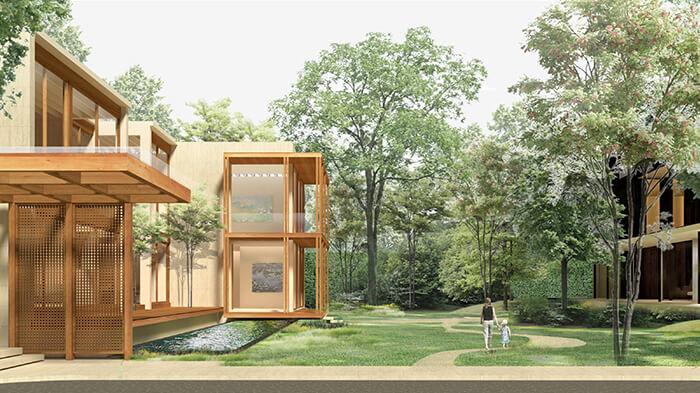 sp11 modern art house supar architecture studio 1