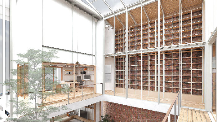 sp14 shared house supar architecture studio