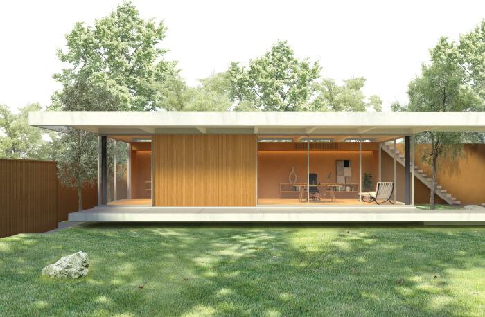 sp5 mid century house0D supar architecture studio