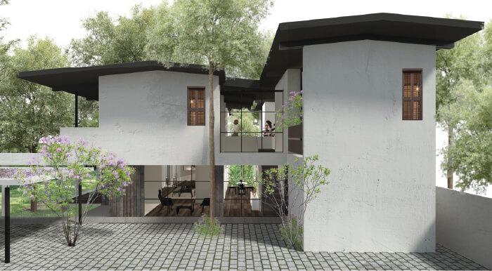 sp9 narathiwas house0D supar architecture studio