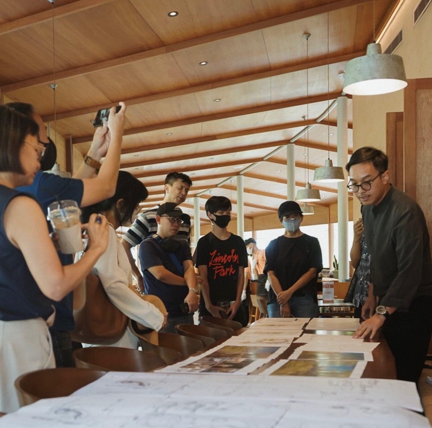 walk and talk with architect 2020 supar studio 5